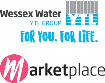 Wessex Water & Market Place logo (3)